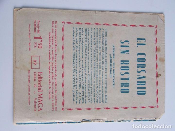 Tebeos: MAGA EL PEQUEÑO HEROE 89 - Foto 2 - 203616940