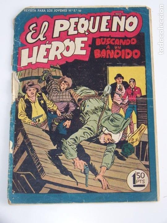 MAGA EL PEQUEÑO HEROE 50 (Tebeos y Comics - Maga - Pequeño Héroe)