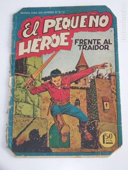 MAGA EL PEQUEÑO HEROE 43 (Tebeos y Comics - Maga - Pequeño Héroe)