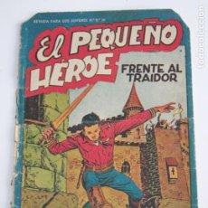 Tebeos: MAGA EL PEQUEÑO HEROE 43. Lote 203618435