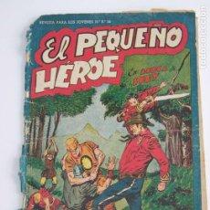 Tebeos: MAGA EL PEQUEÑO HEROE 41. Lote 203618568