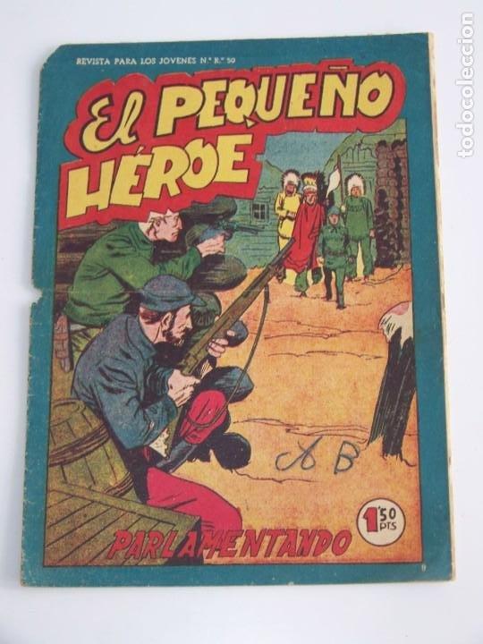 MAGA EL PEQUEÑO HEROE 78 (Tebeos y Comics - Maga - Pequeño Héroe)