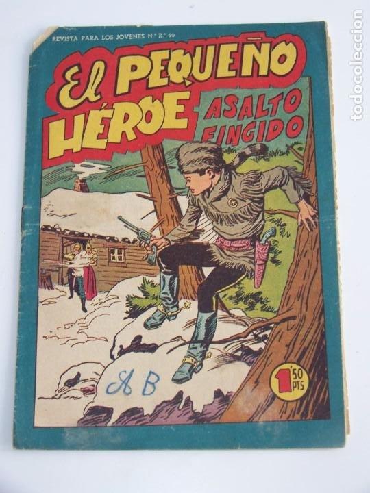 MAGA EL PEQUEÑO HEROE 83 (Tebeos y Comics - Maga - Pequeño Héroe)