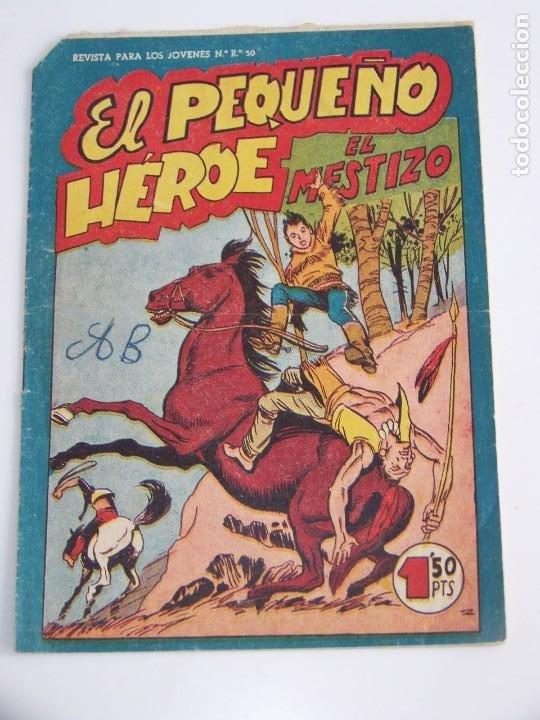 MAGA EL PEQUEÑO HEROE 109 (Tebeos y Comics - Maga - Pequeño Héroe)