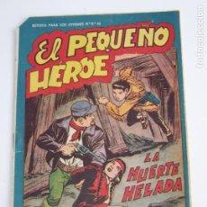 Tebeos: MAGA EL PEQUEÑO HEROE 108. Lote 203619303