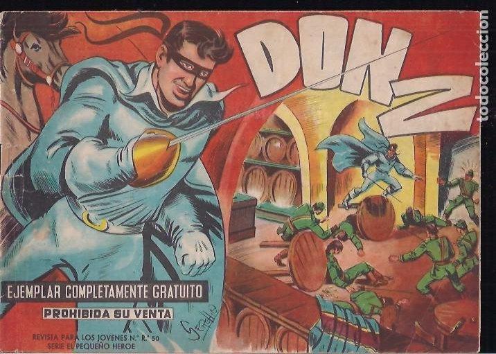 DON Z Nº 1 (Tebeos y Comics - Maga - Don Z)