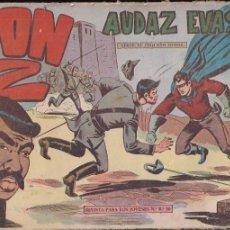 Giornalini: DON Z Nº 4 AUDAZ EVASION. Lote 203787802