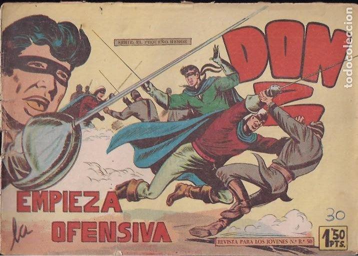DON Z Nº 5 EMPIEZA LA OFENSIVA (Tebeos y Comics - Maga - Don Z)