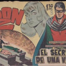 Giornalini: DON Z Nº 11 EL SECRETO DE UNA VIDA. Lote 203787980