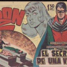 Tebeos: DON Z Nº 11 EL SECRETO DE UNA VIDA. Lote 203788141