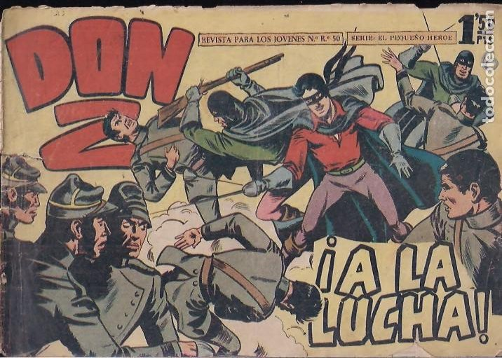DON Z Nº 14 A LA LUCHA (Tebeos y Comics - Maga - Don Z)