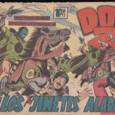 Livros de Banda Desenhada: DON Z Nº 21 LOS JINETES ALADOS. Lote 203888518