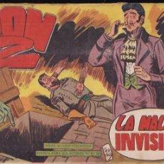 Livros de Banda Desenhada: DON Z Nº 36 LA MALDAD INVISIBLE. Lote 203888885