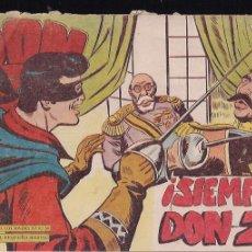 Livros de Banda Desenhada: DON Z Nº 52 SIEMPRE DON Z. Lote 203889060