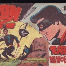 Tebeos: DON Z Nº 65 TURBIAS MANIOBRAS. Lote 203889275