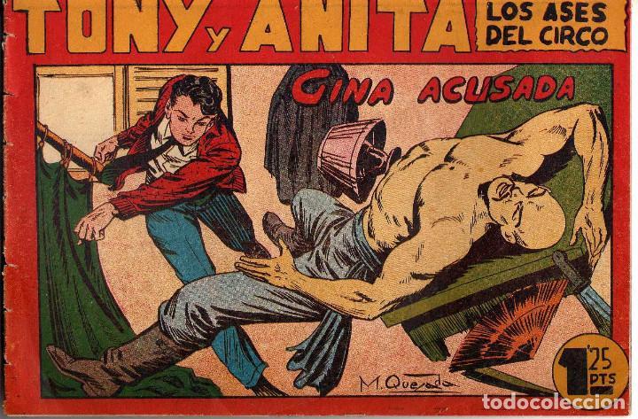 TONI Y ANITA ORIGINAL Nº 63 (Tebeos y Comics - Maga - Tony y Anita)