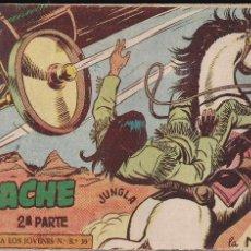 Tebeos: APACHE 2ª PARTE Nº 5. Lote 205017582