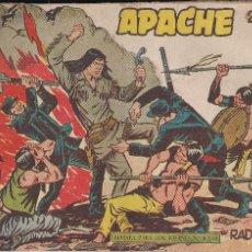 Tebeos: APACHE 2ª PARTE Nº 29. SOL RADIANTE. Lote 205018147
