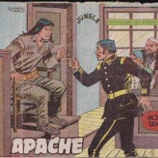 Tebeos: APACHE 2ª PARTE Nº 31. INJUSTA SENTENCIA. Lote 205018332