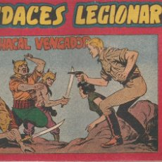 Tebeos: AUDACES LEGIONARIOS Nº 12. EL CHACAL VENGADOR. Lote 205132883
