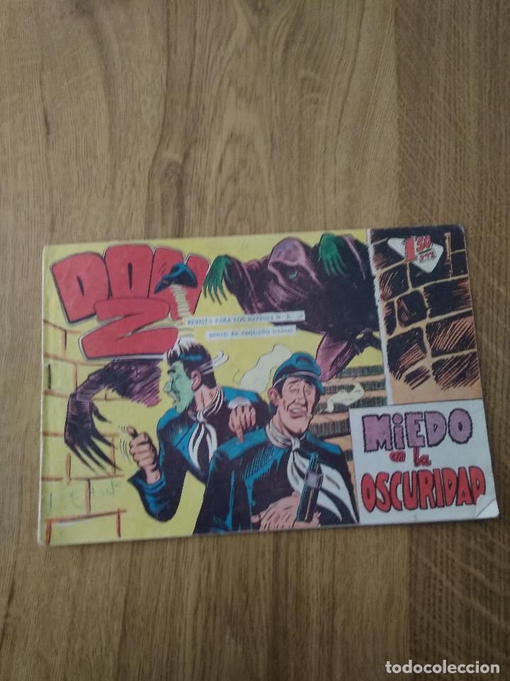 DON Z Nº 64 (Tebeos y Comics - Maga - Don Z)