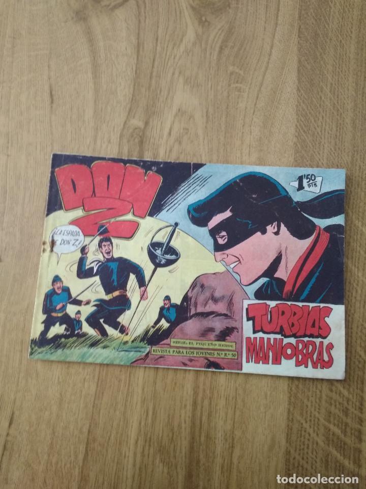 DON Z Nº 65 (Tebeos y Comics - Maga - Don Z)