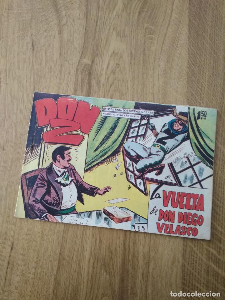 DON Z Nº 66 (Tebeos y Comics - Maga - Don Z)