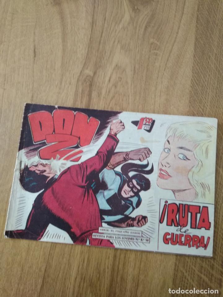 DON Z Nº 69 (Tebeos y Comics - Maga - Don Z)