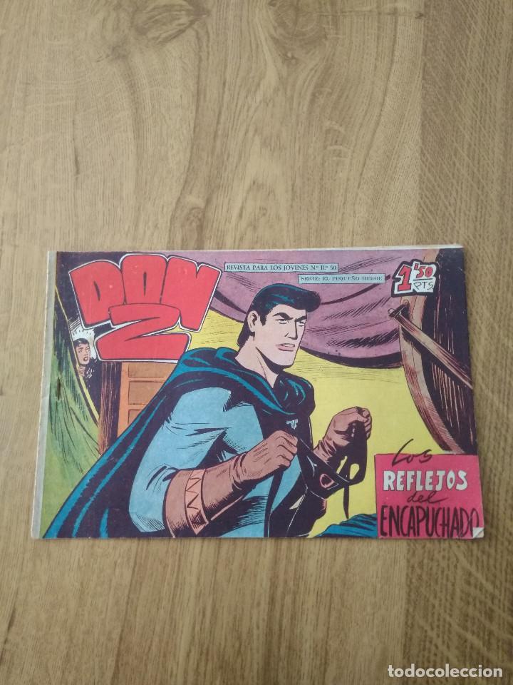 DON Z Nº 72 (Tebeos y Comics - Maga - Don Z)
