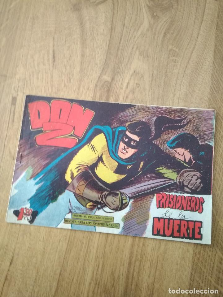 DON Z Nº 74 (Tebeos y Comics - Maga - Don Z)