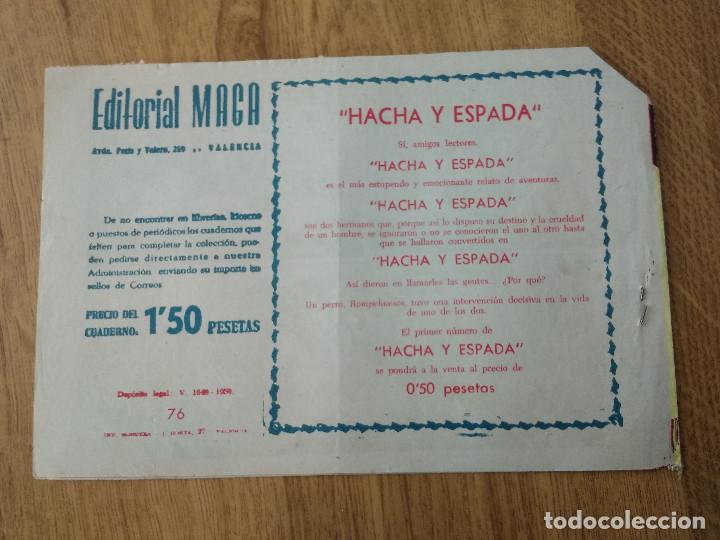 Tebeos: DON Z Nº 76 - Foto 2 - 205570635