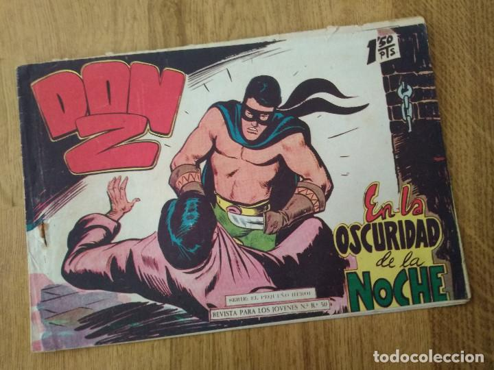 DON Z Nº 77 (Tebeos y Comics - Maga - Don Z)