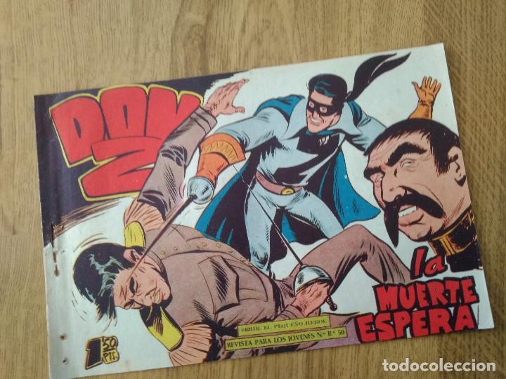 DON Z Nº 79 (Tebeos y Comics - Maga - Don Z)