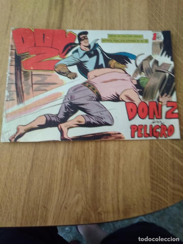 DON Z Nº 81 (Tebeos y Comics - Maga - Don Z)