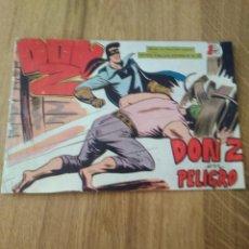 Tebeos: DON Z Nº 81. Lote 205571732