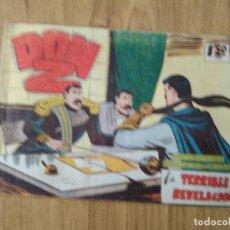 Tebeos: DON Z Nº 89. Lote 205573373