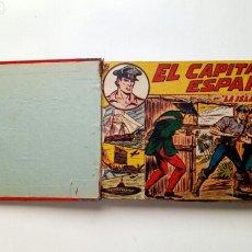 Tebeos: (LEER DESCRIPCION) EL CAPITAN ESPAÑA - ENCUADERNADO EN UN TOMO - ORIGINAL, NO REEDICIÓN - ED. MAGA. Lote 205659380