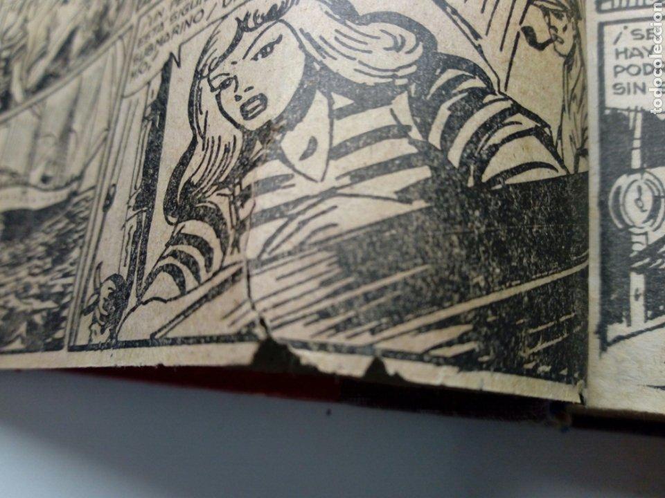 Tebeos: (LEER DESCRIPCION) EL CAPITAN ESPAÑA - encuadernado en un tomo - ORIGINAL, NO reedición - Ed. MAGA - Foto 3 - 205659380