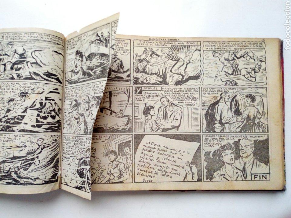 Tebeos: (LEER DESCRIPCION) EL CAPITAN ESPAÑA - encuadernado en un tomo - ORIGINAL, NO reedición - Ed. MAGA - Foto 14 - 205659380