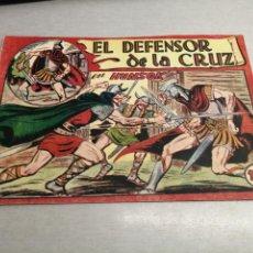 Tebeos: EL DEFENSOR DE LA CRUZ Nº 17 / MAGA ORIGINAL. Lote 205776608