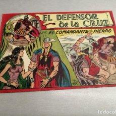 Tebeos: EL DEFENSOR DE LA CRUZ Nº 20 / MAGA ORIGINAL. Lote 205776755