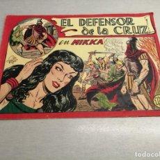 Tebeos: EL DEFENSOR DE LA CRUZ Nº 21 / MAGA ORIGINAL. Lote 205776805