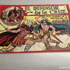 Tebeos: EL DEFENSOR DE LA CRUZ Nº 23 / MAGA ORIGINAL. Lote 205777113