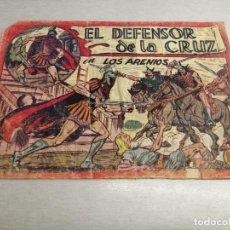Tebeos: EL DEFENSOR DE LA CRUZ Nº 24 / MAGA ORIGINAL. Lote 205777237