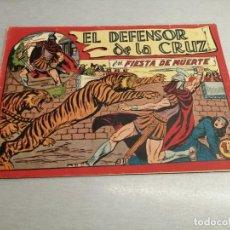 Tebeos: EL DEFENSOR DE LA CRUZ Nº 26 / MAGA ORIGINAL. Lote 205777353