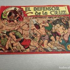 Tebeos: EL DEFENSOR DE LA CRUZ Nº 28 / MAGA ORIGINAL. Lote 205777436