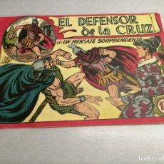 Tebeos: EL DEFENSOR DE LA CRUZ Nº 31 / MAGA ORIGINAL. Lote 205777700