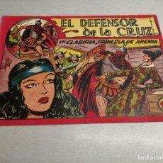 Tebeos: EL DEFENSOR DE LA CRUZ Nº 33 / MAGA ORIGINAL. Lote 205777821