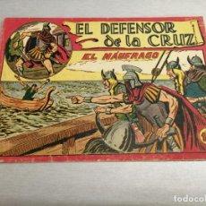 Tebeos: EL DEFENSOR DE LA CRUZ Nº 35 / MAGA ORIGINAL. Lote 205778063