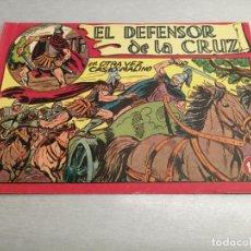 Tebeos: EL DEFENSOR DE LA CRUZ Nº 36 / MAGA ORIGINAL. Lote 205786221